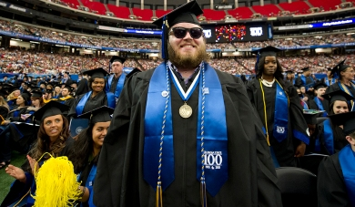Spring Commencement 2013